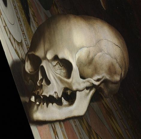 Holbein_Skull